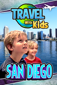 Travel With Kids - San Diego