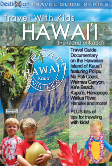 Travel With Kids - Hawaii - Island Of Kauai