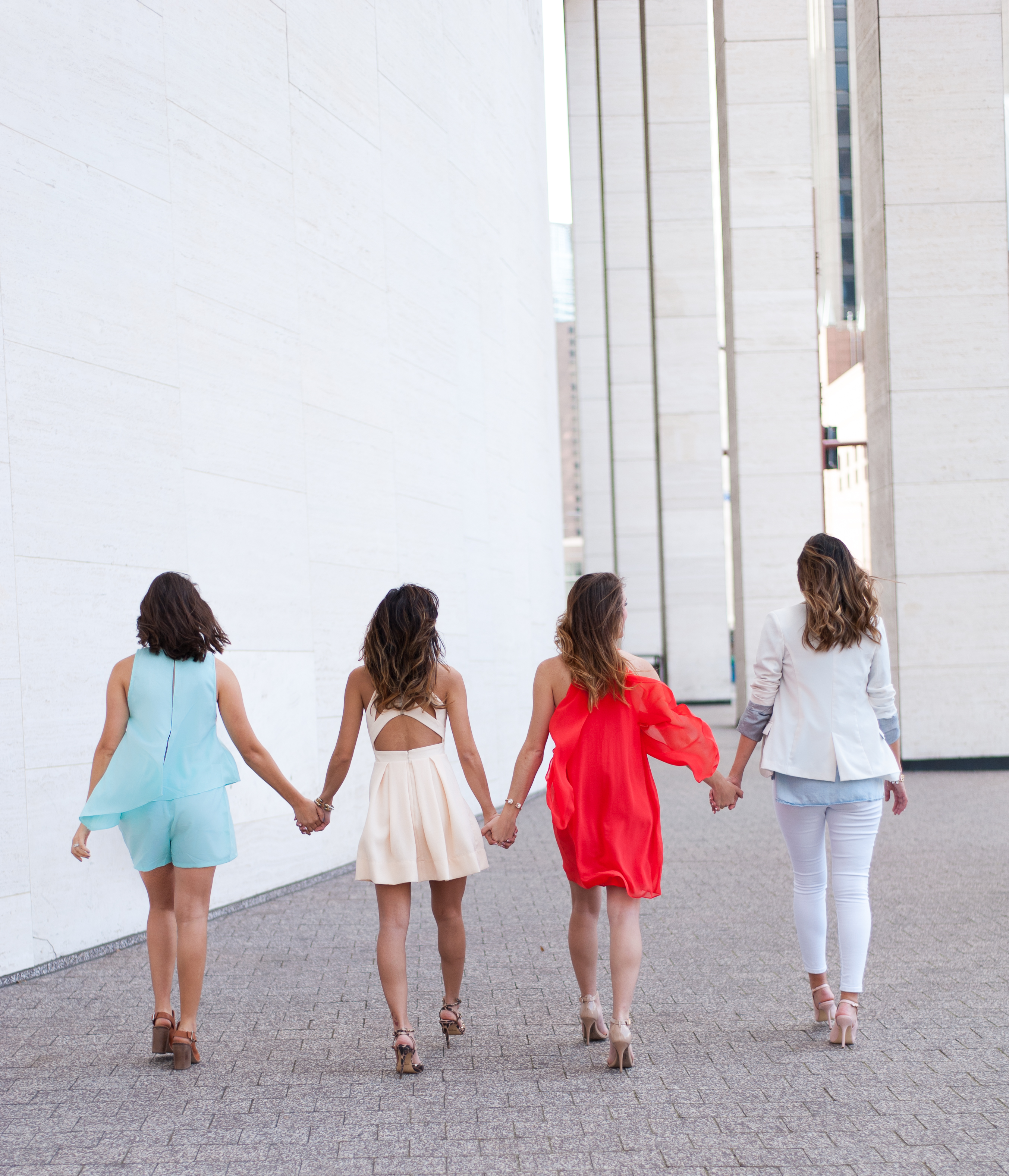 Dress Up Buttercup   Houston Fashion Blog - Dede Raad Pantone with Thrive