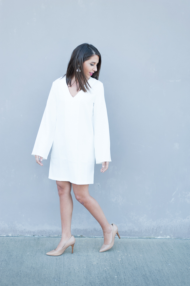 Dress Up Buttercup // A Houston-based fashion and inspiration blog developed to daily inspire your own personal style by Dede Raad | Now You See Me Dress