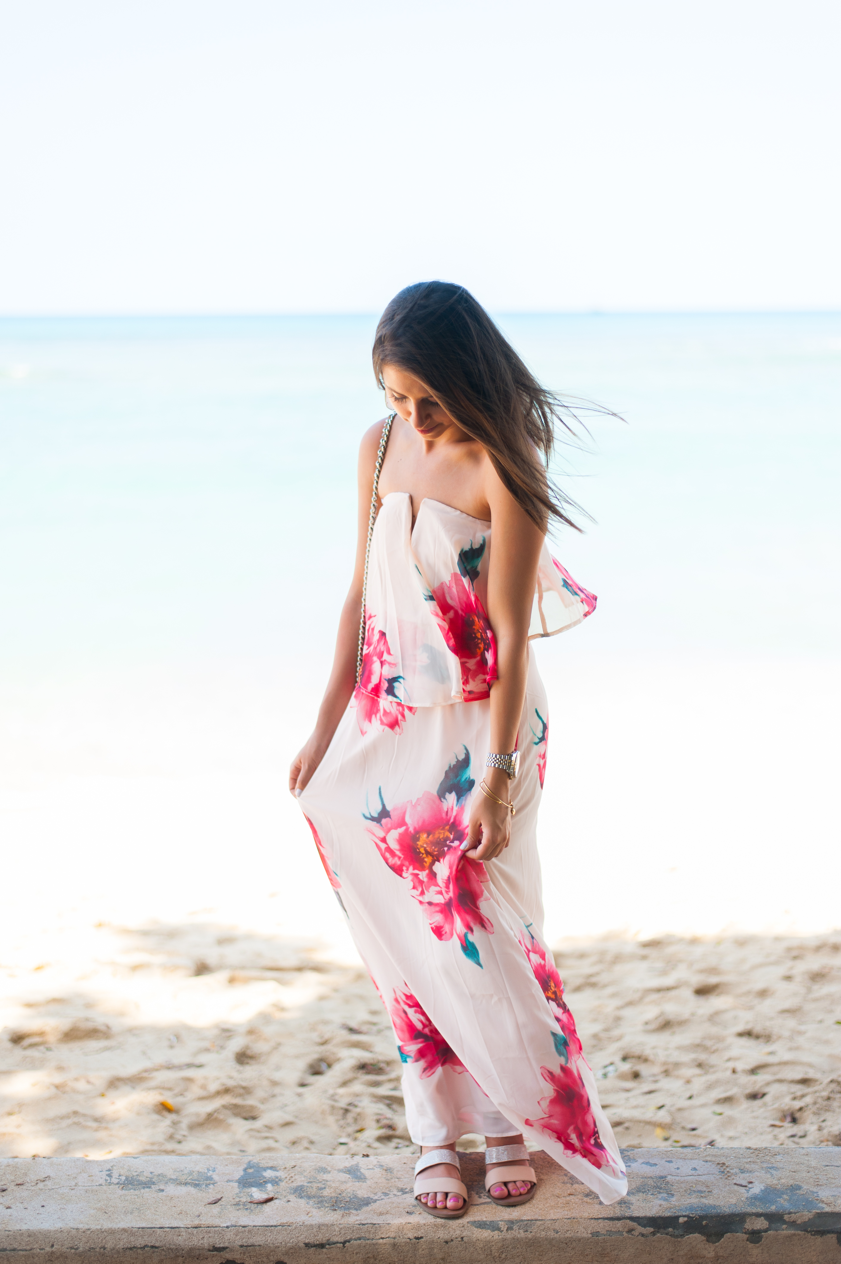 Dress Up Buttercup // A Houston-based fashion and inspiration blog developed to daily inspire your own personal style by Dede Raad | Popover Maxi