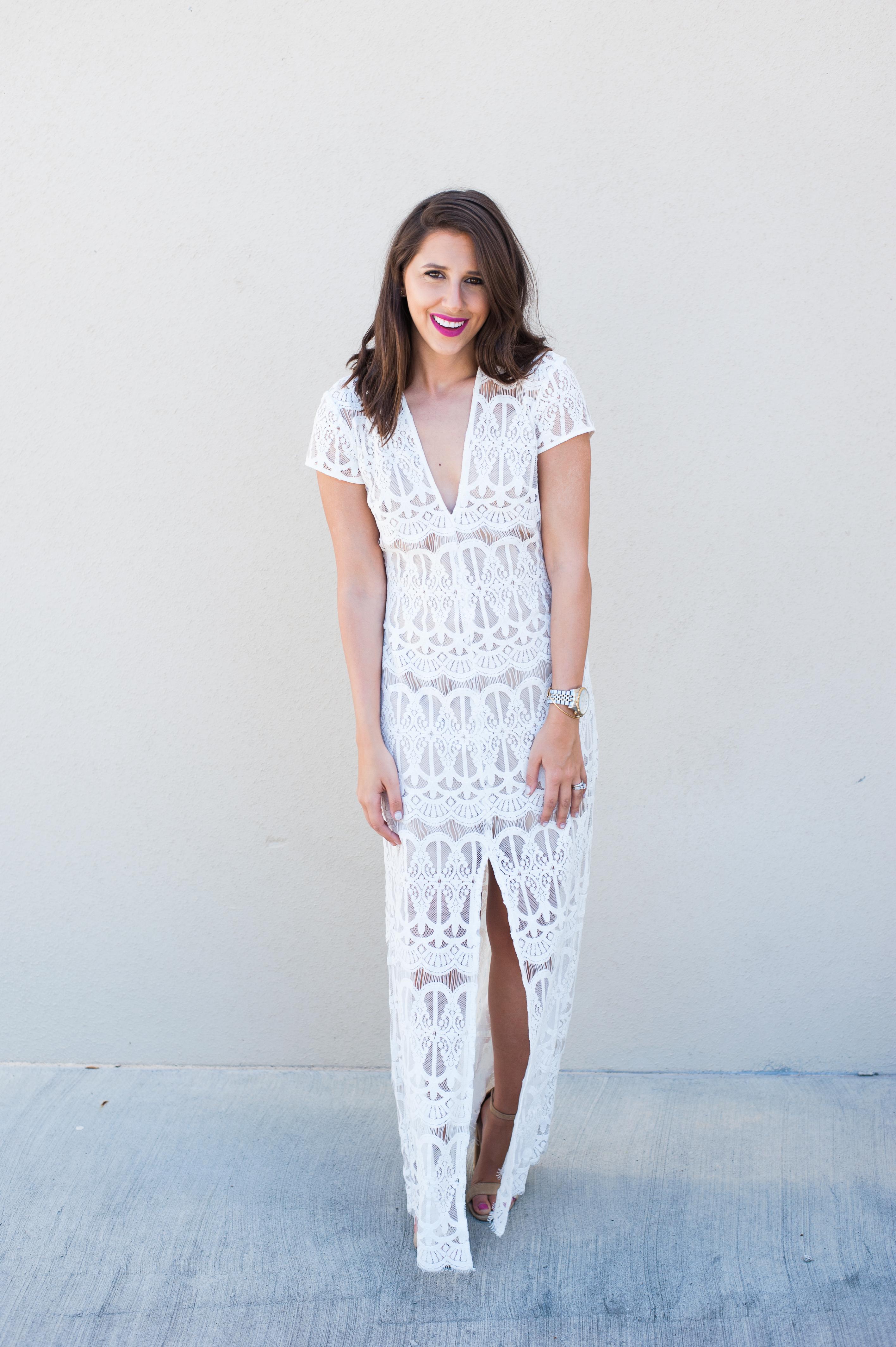 dress_up_buttercup_dede_raad_houston_fashion_fashion_blog_cartoonnetwork_dressupwho_Wayf-V-Neck Lace Maxi Dress (4 of 11)