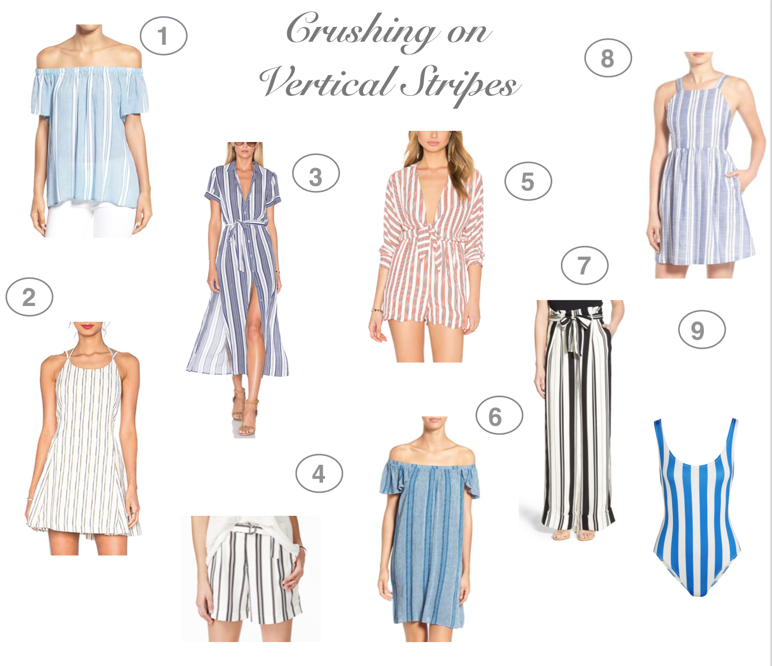 Dress Up Buttercup // A Houston-based fashion and inspiration blog developed to daily inspire your own personal style by Dede Raad | Crushing on Vertical Stripes