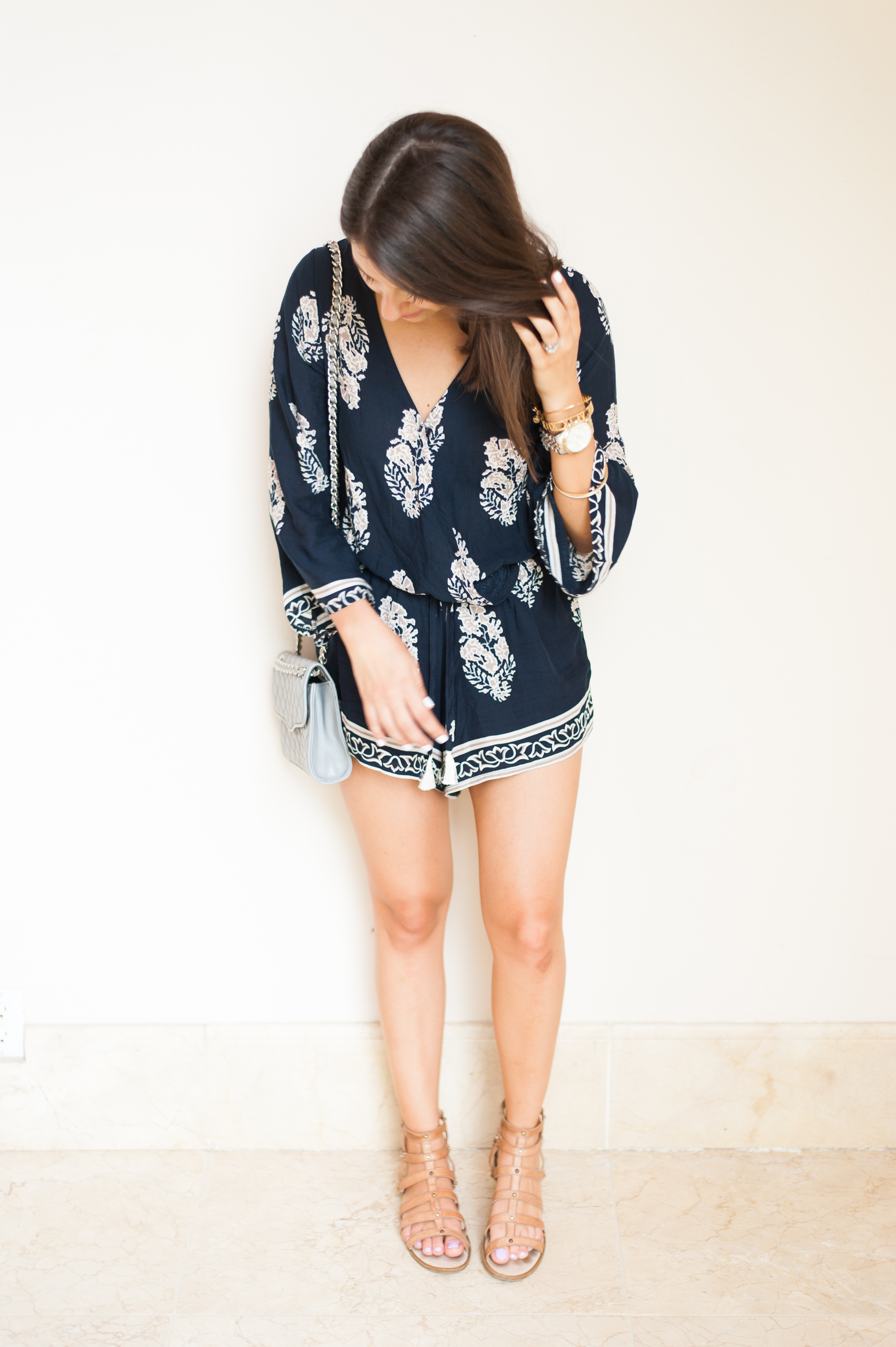 Dress Up Buttercup // A Houston-based fashion and inspiration blog developed to daily inspire your own personal style by Dede Raad   Playsuit Romper
