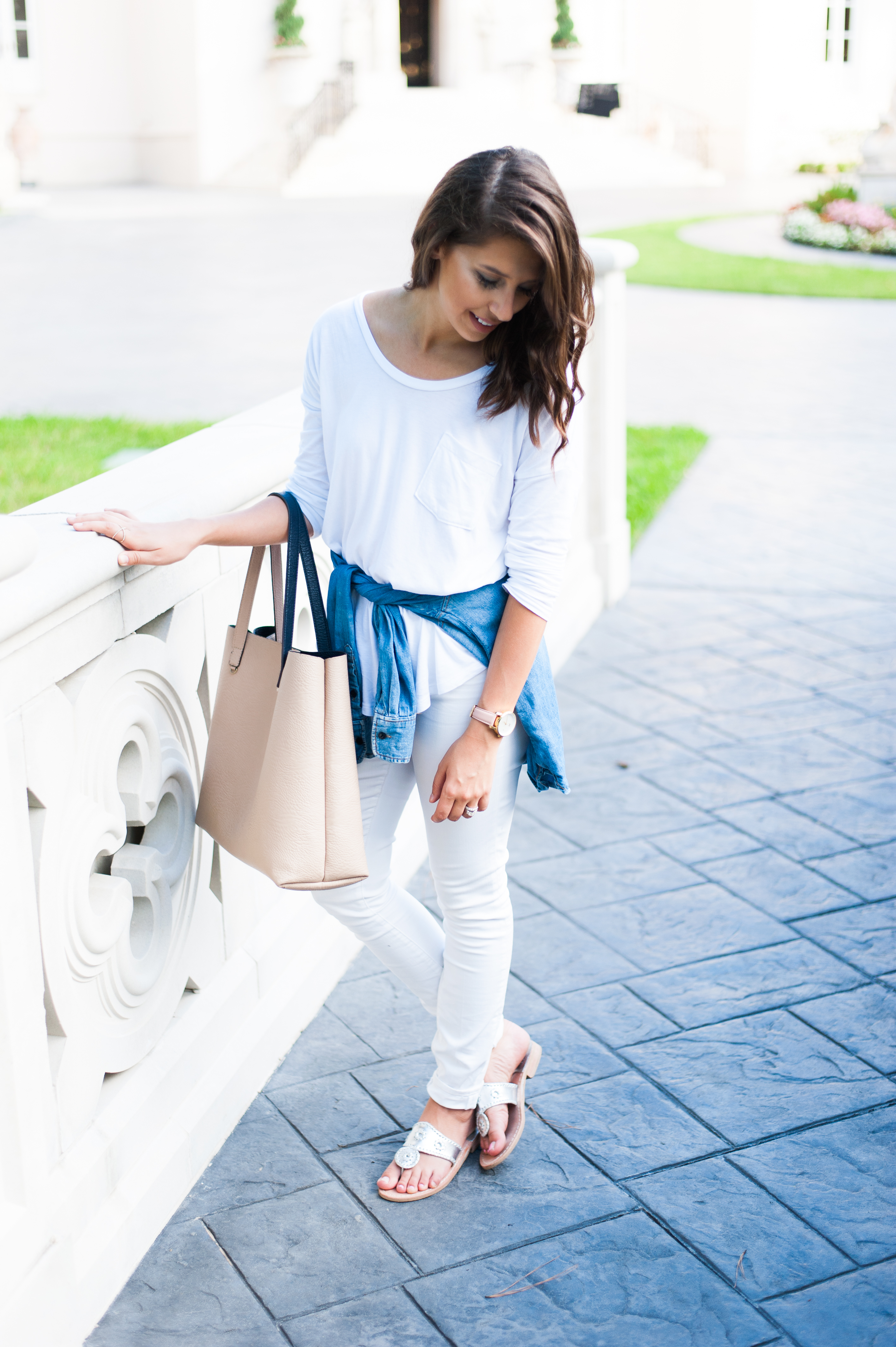 Dress Up Buttercup // A Houston-based fashion and inspiration blog developed to daily inspire your own personal style by Dede Raad | Casual Stroll
