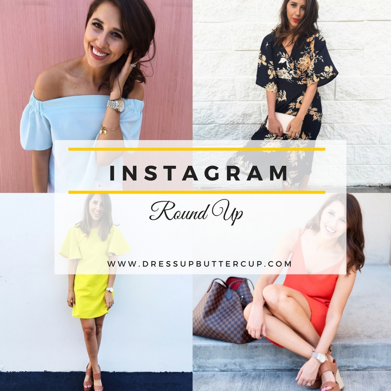 Dress Up Buttercup | Houston Fashion Blog - Dede Raad | IG Round Up V1