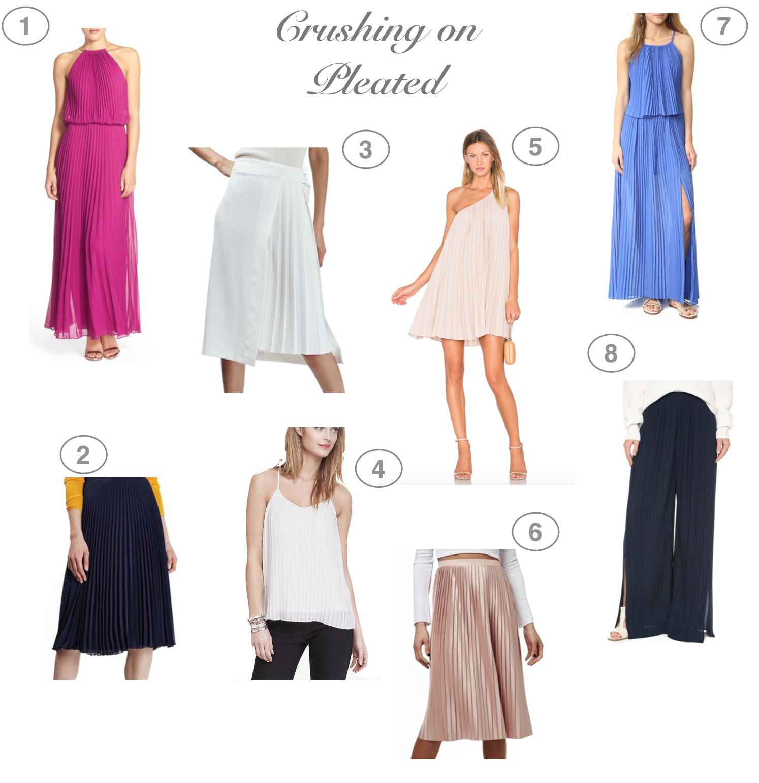 Dress Up Buttercup // A Houston-based fashion and inspiration blog developed to daily inspire your own personal style by Dede Raad | Crushing on Pleated