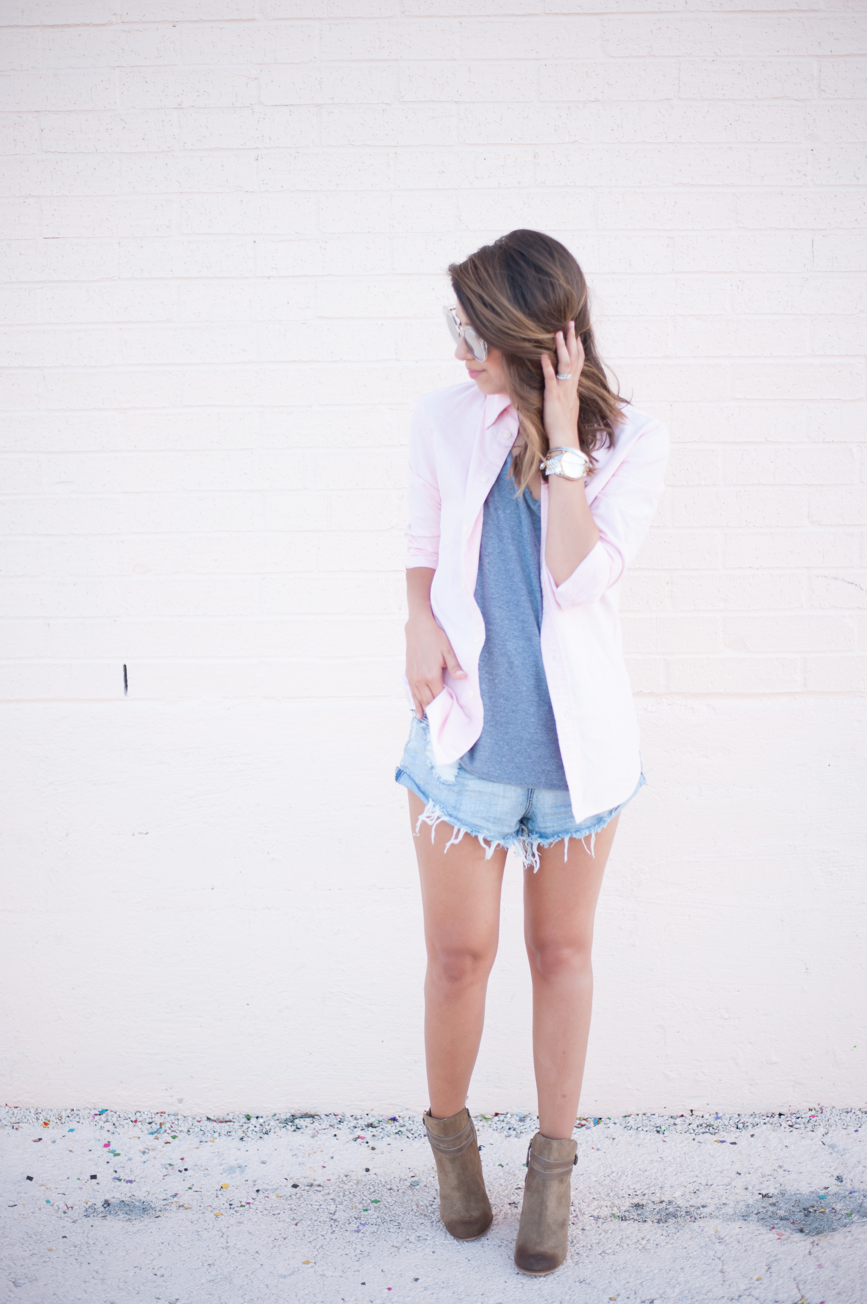 Dress Up Buttercup | Houston Fashion Blog - Dede Raad | Last of the Nsale