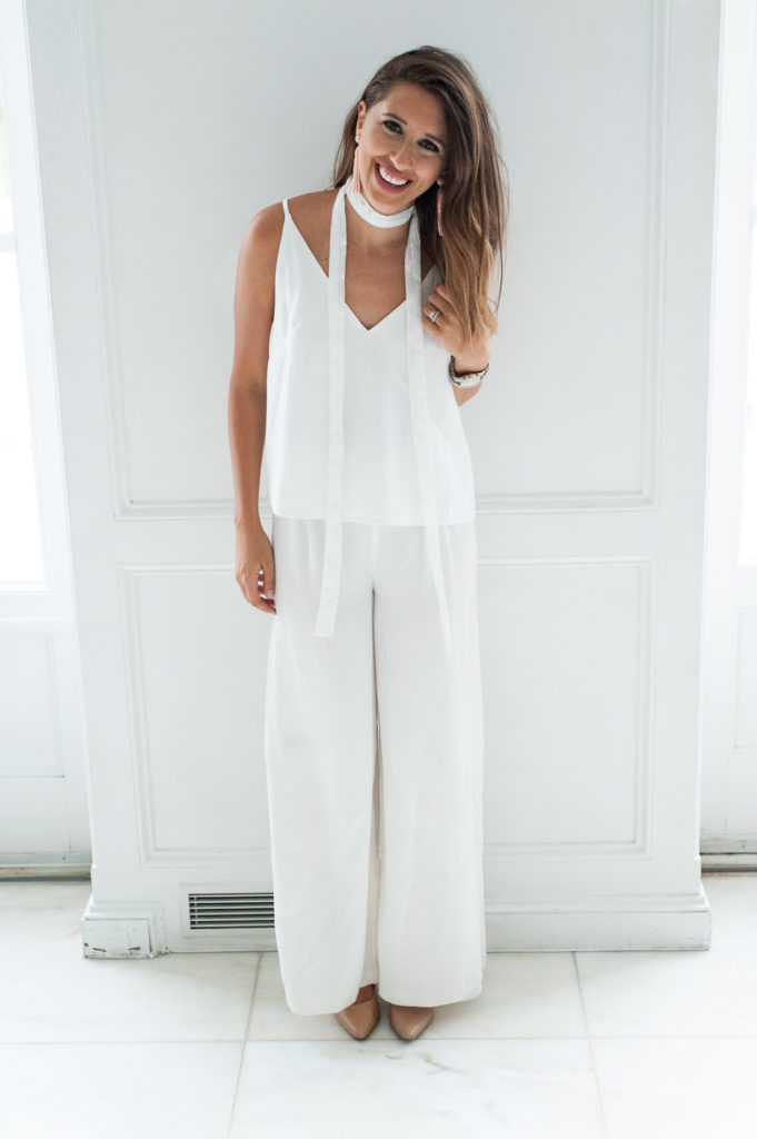 Dress Up Buttercup | Houston Fashion Blog - Dede Raad | White After Labor Day + Sales