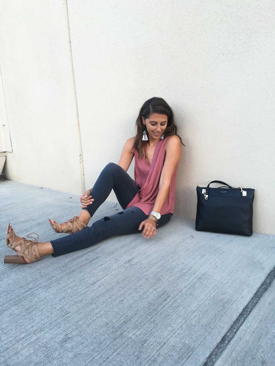 Dress Up Buttercup | Houston Fashion Blog - Dede Raad | Transitional Colors