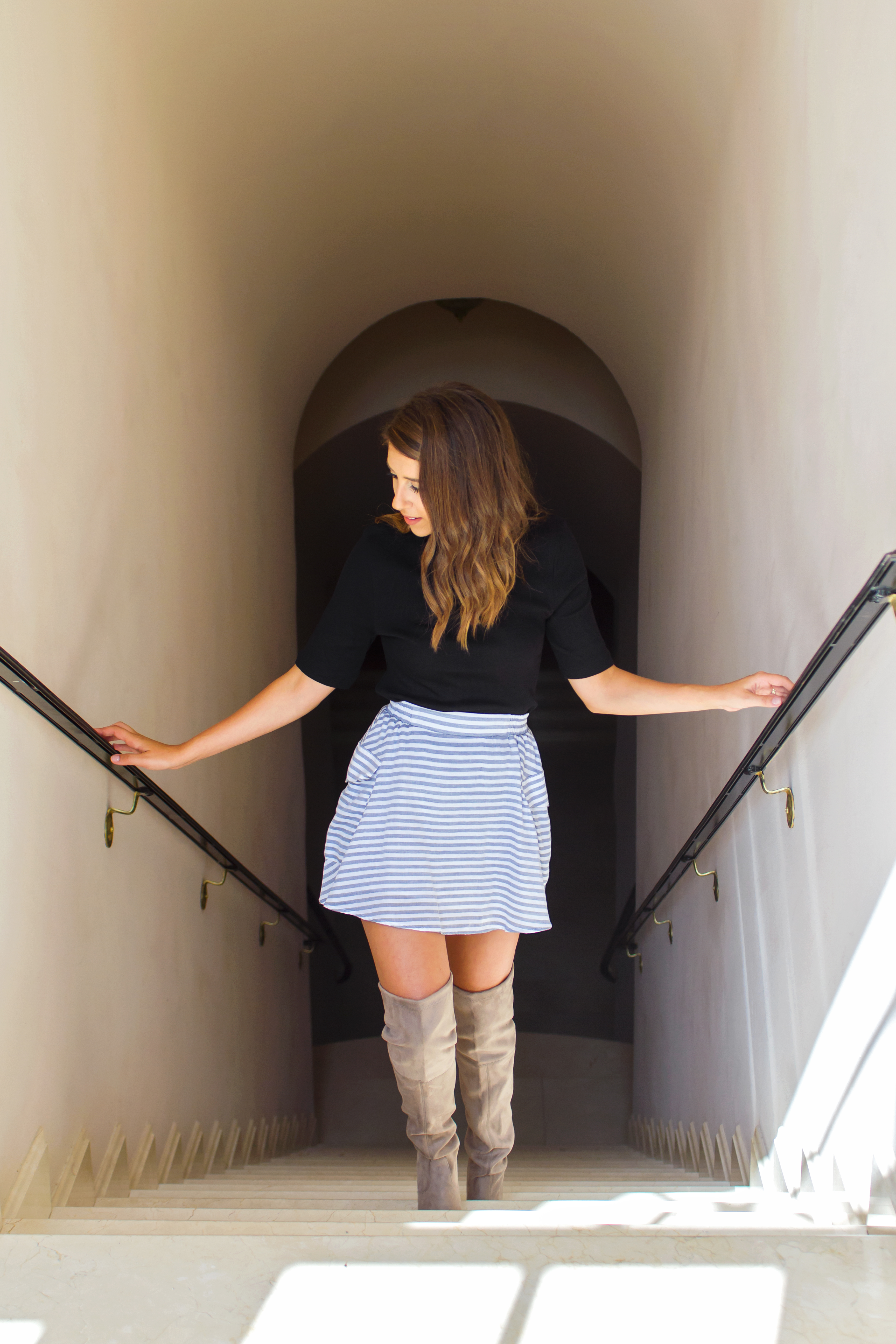 Dress Up Buttercup // A Houston-based fashion travel blog developed to daily inspire your own personal style by Dede Raad | Skirt Season