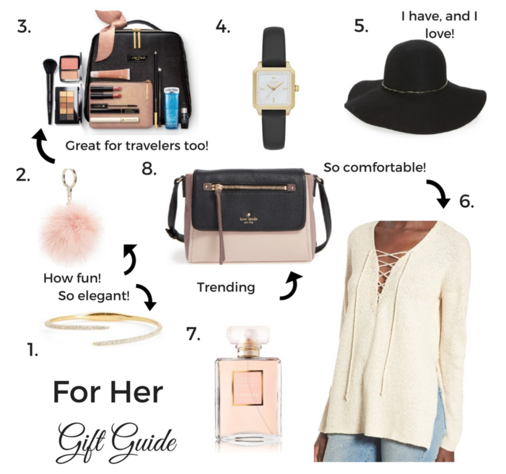 Dress Up Buttercup // A Houston-based fashion travel blog developed to daily inspire your own personal style by Dede Raad | Gift Guide For Her