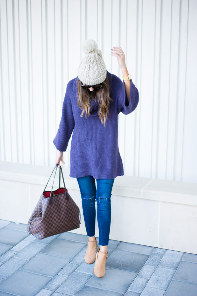 Dress Up Buttercup // A Houston-based fashion travel blog developed to daily inspire your own personal style by Dede Raad   Softest Tunic