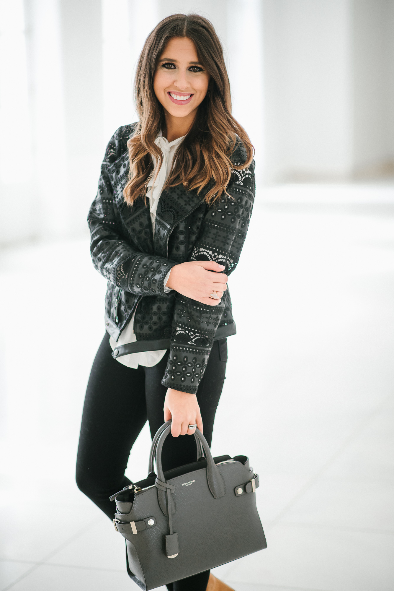 Dress Up Buttercup // A Houston-based fashion travel blog developed to daily inspire your own personal style by Dede Raad   Lace and Leather