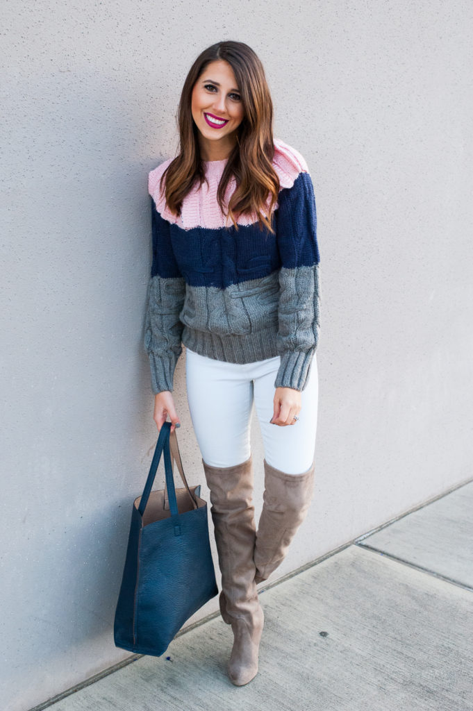 Dress Up Buttercup // A Houston-based fashion travel blog developed to daily inspire your own personal style by Dede Raad | Ice Cream Sweater