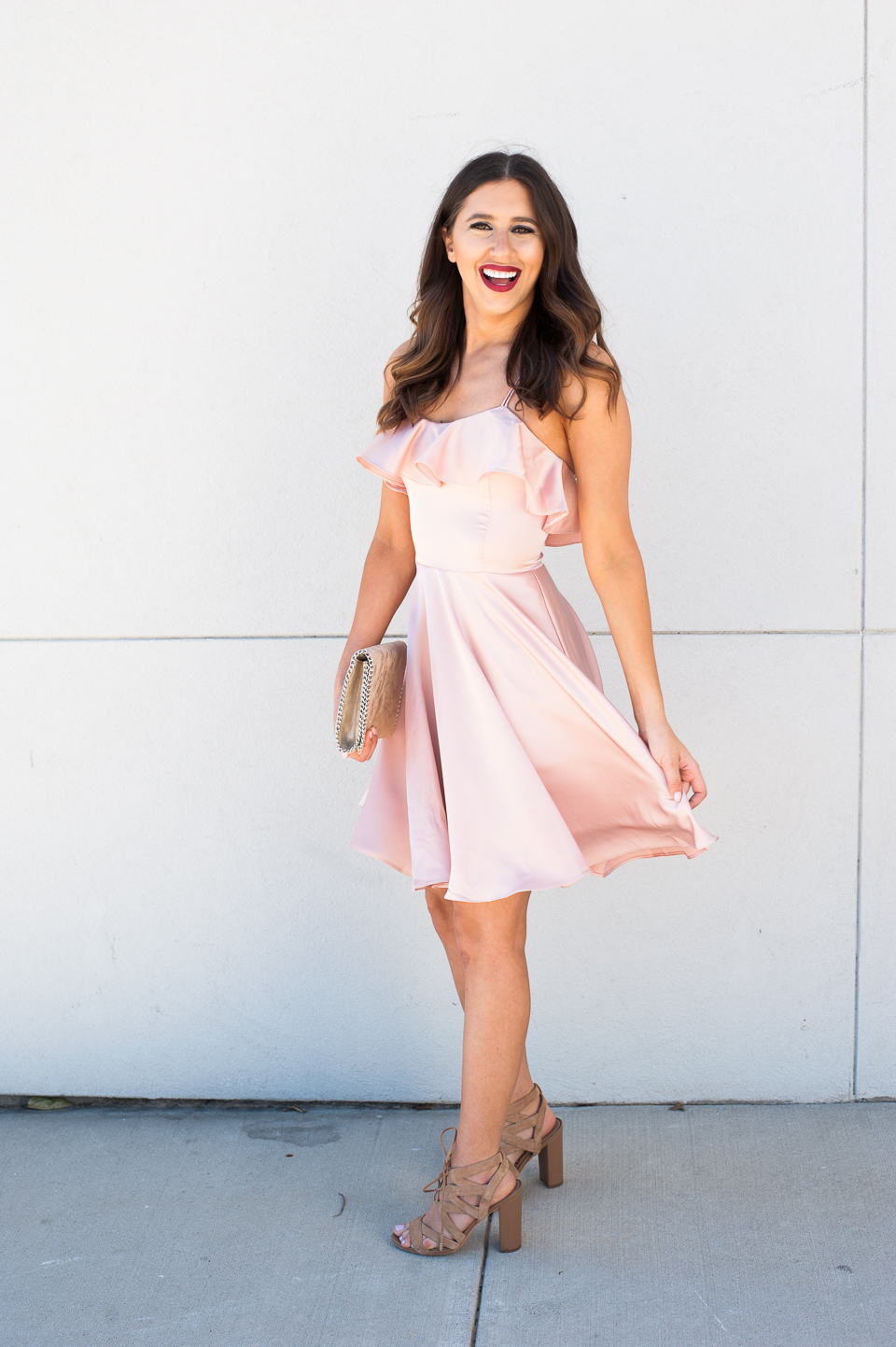 Dress Up Buttercup // A Houston-based fashion travel blog developed to daily inspire your own personal style by Dede Raad | Caved on a Pink Dress