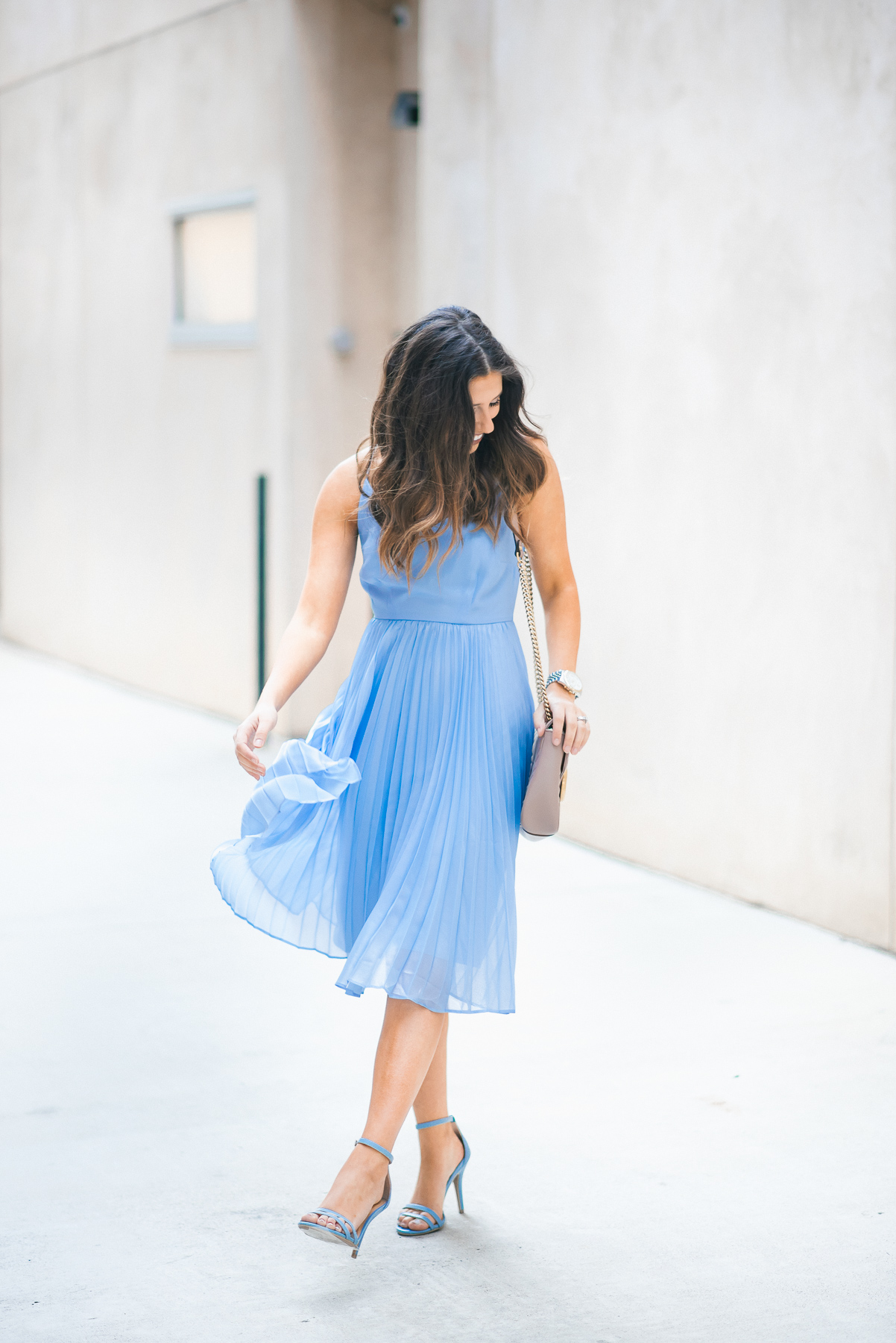 Dress Up Buttercup // A Houston-based fashion travel blog developed to daily inspire your own personal style by Dede Raad | Easter Dress with LC