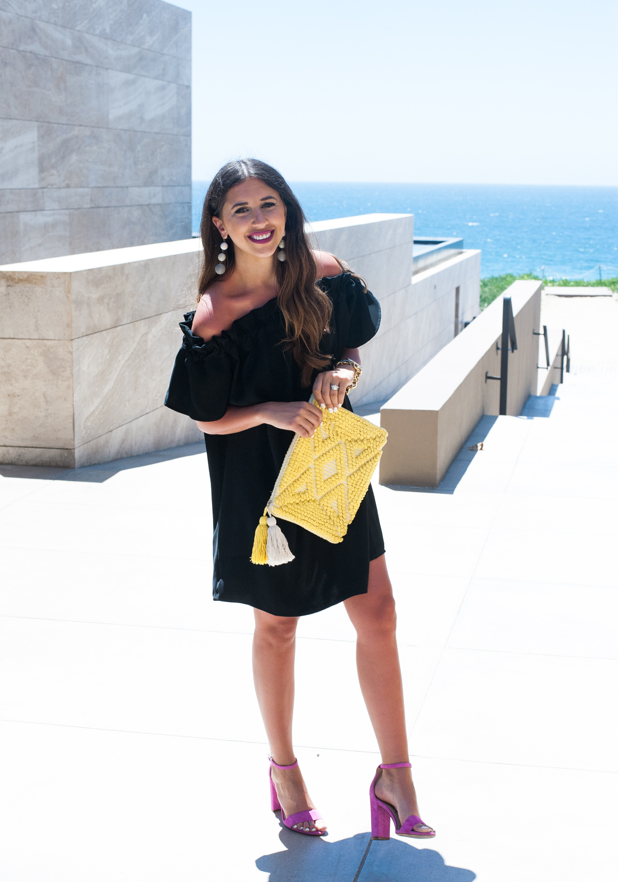 Dress Up Buttercup // A Houston-based fashion and inspiration blog developed to daily inspire your own personal style by Dede Raad | How to Add Color to Your LBD