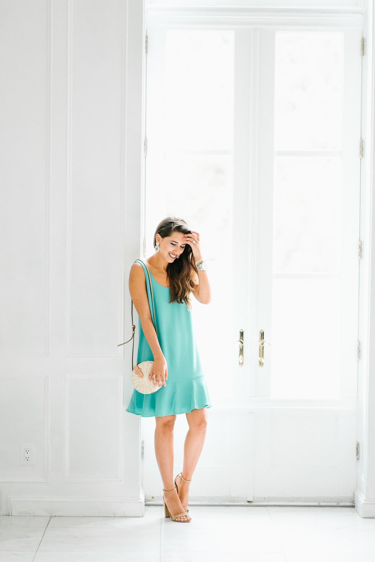 Dress Up Buttercup, Dede Raad, Houston Blogger, Fashion Blogger, Tank Dress