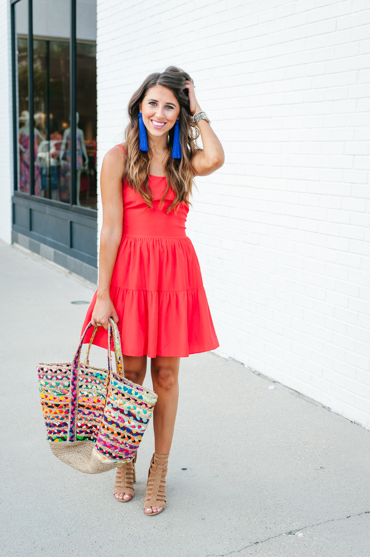 Dress Up Buttercup, Dede Raad, houston blogger, fashion blogger, Spice up your life