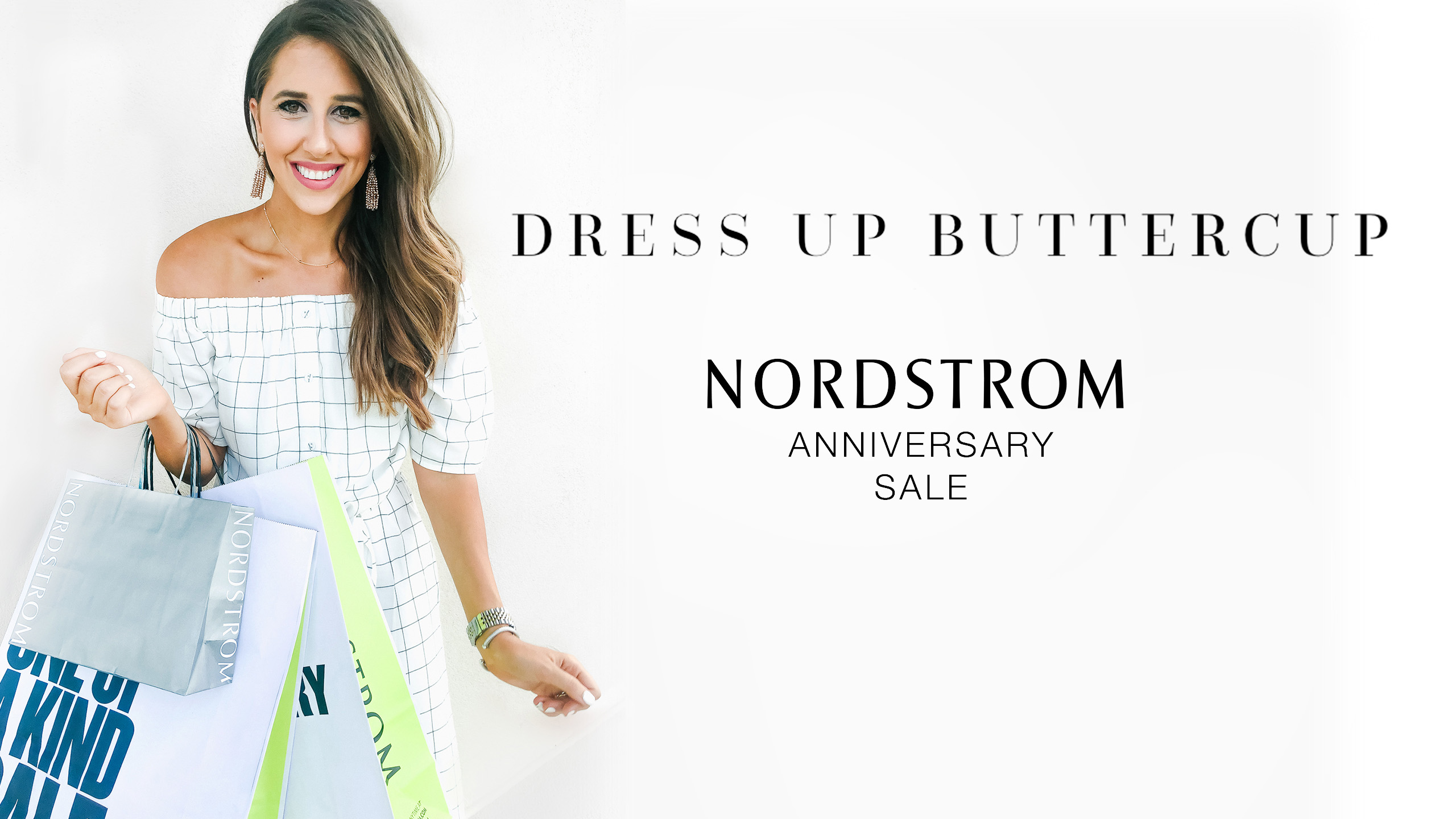 Dress Up Buttercup Nordstrom Anniversary Sale 2017