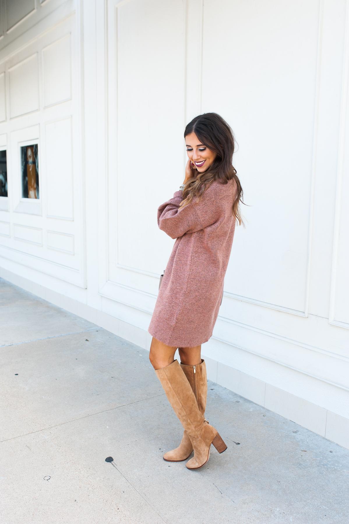 Sweater Dress | Dress Up Buttercup