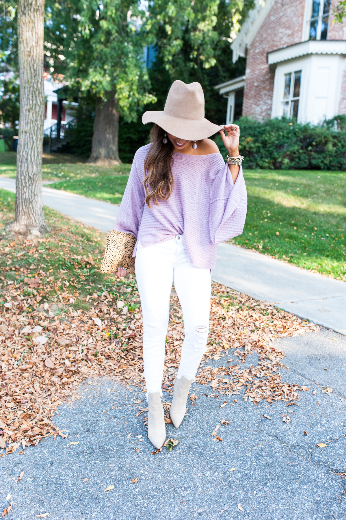 Flare Sleeve Sweater I Dress Up Buttercup