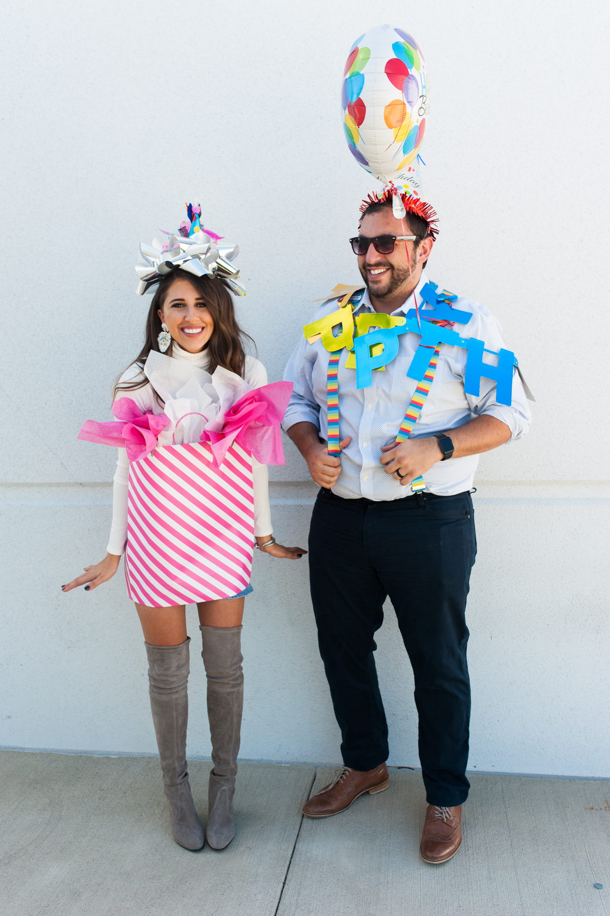 DIY Gift + Birthday Boy Costume