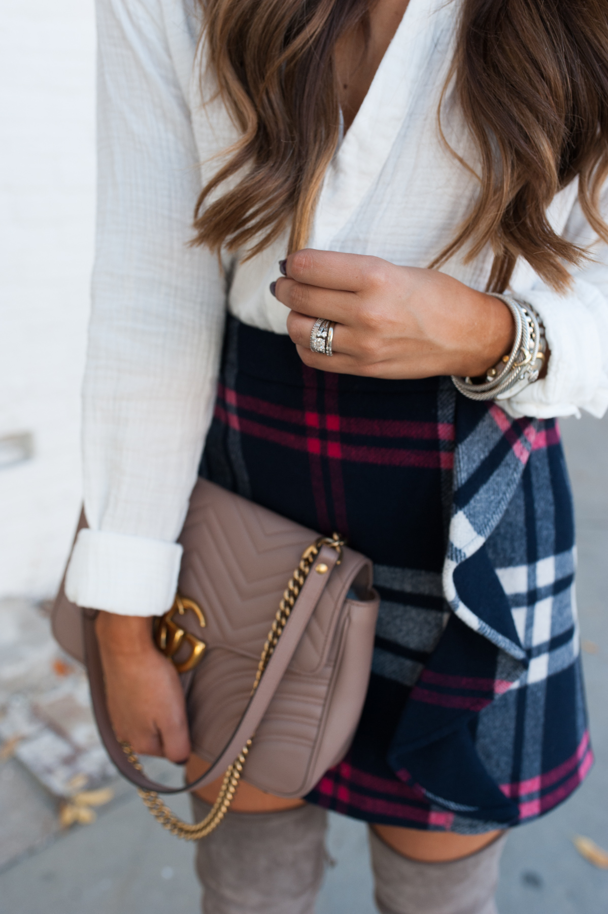 Plaid Skirt | Dress Up Buttercup
