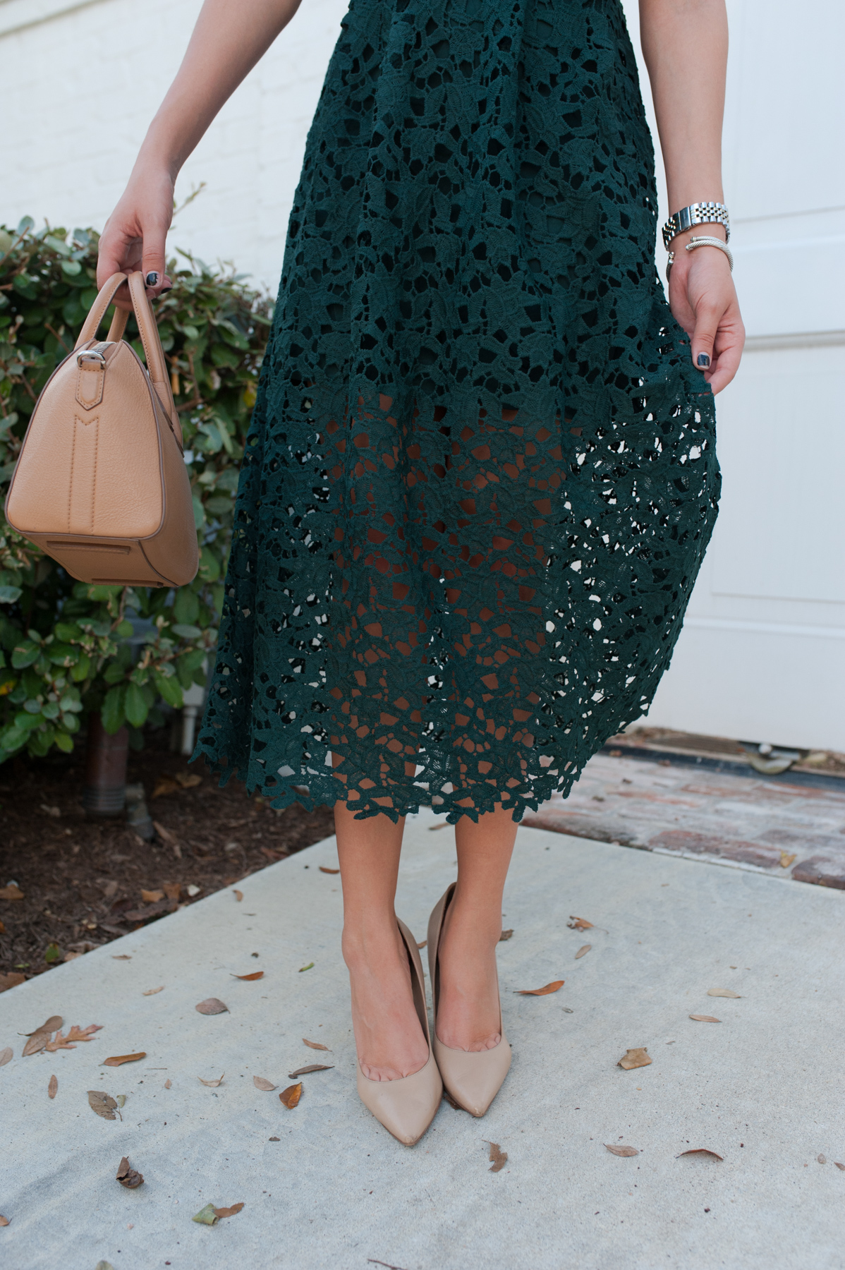 Lace Midi Dress | Dress Up Buttercup