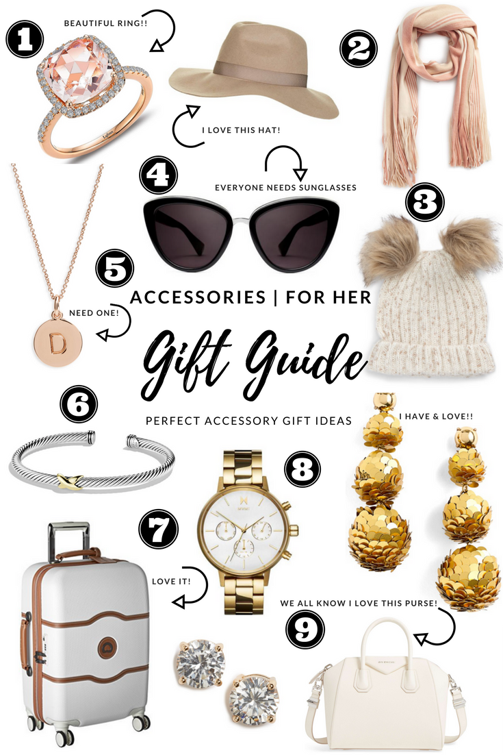 Accessories For Her | Gift Guide