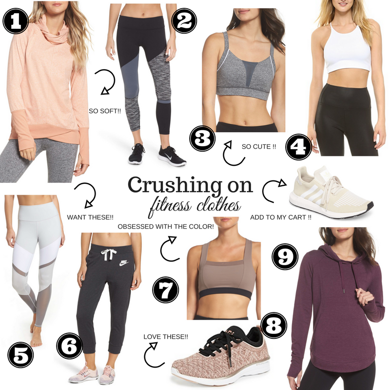 Crushing on Fitness Clothes | Dress Up Buttercup