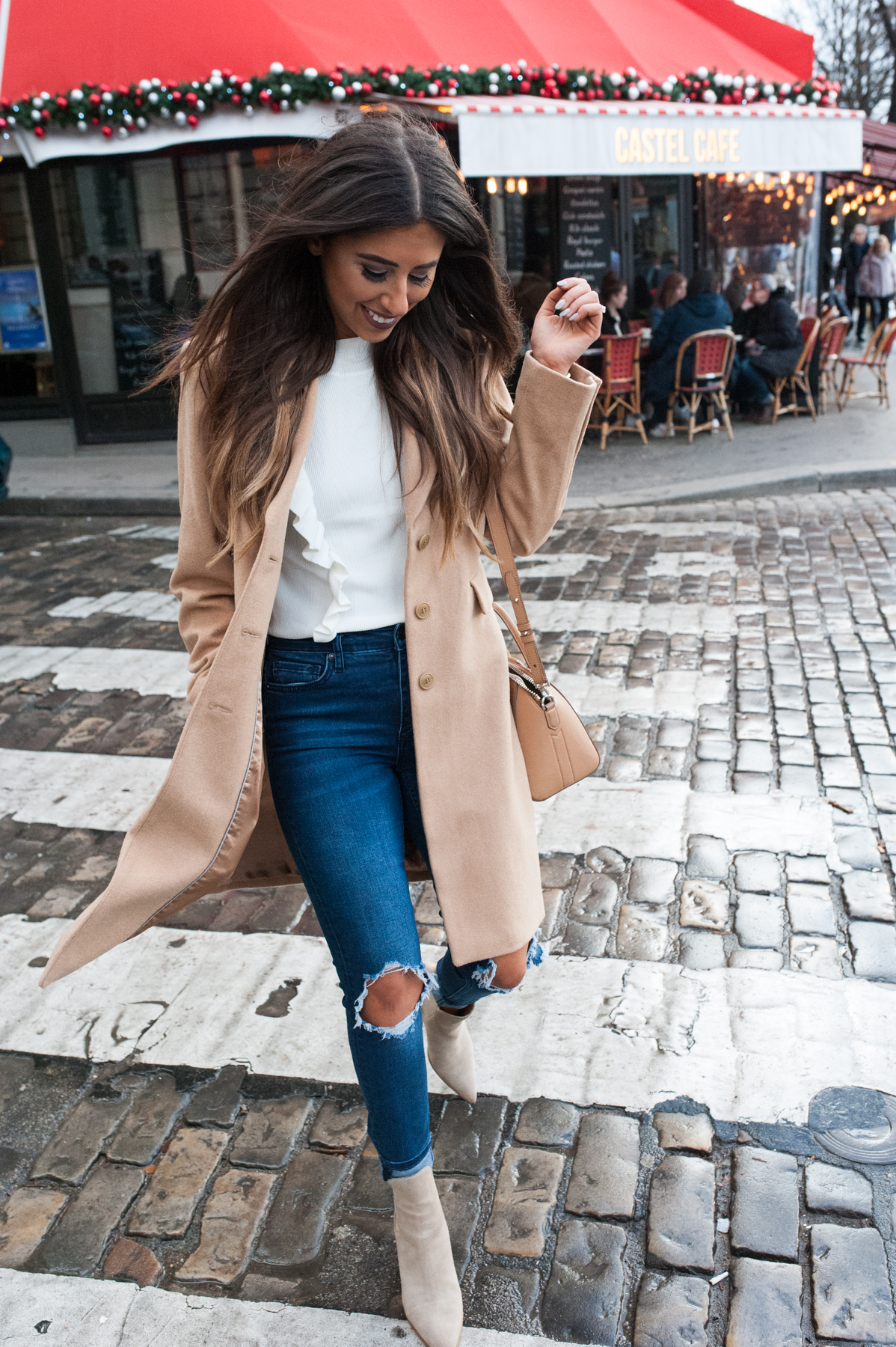 Exploring the Streets of Paris | Dress Up Buttercup