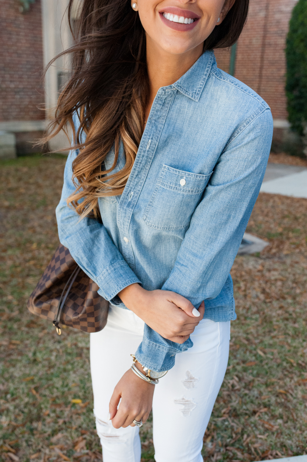 Chambray All Day | Dress Up Buttercup