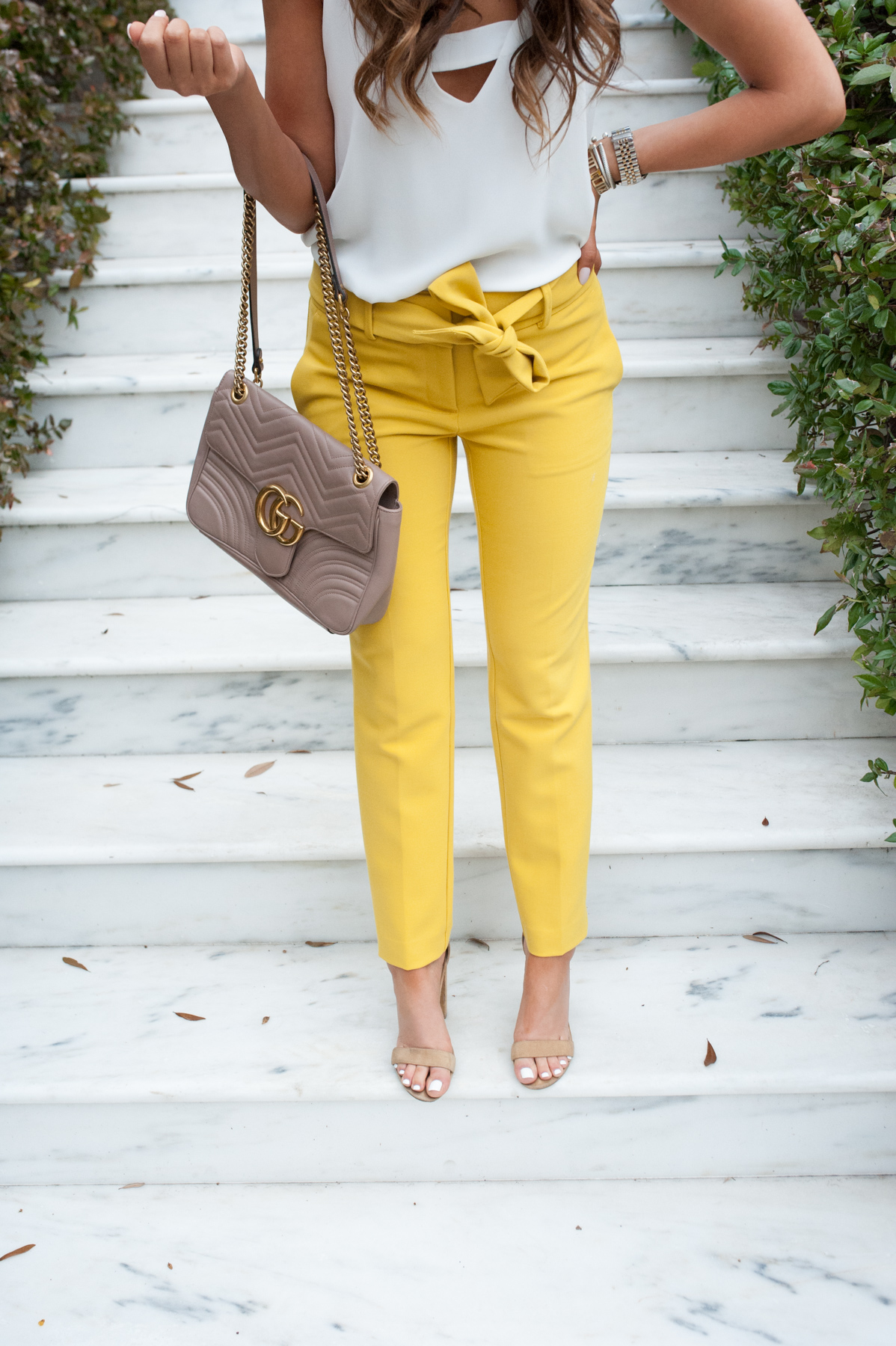 Brighten Up Your Workwear Pants