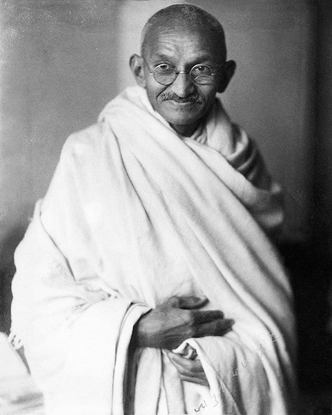 Gandhi's Vision, Earth's Future