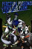 Percival Pigeons Perilous Plan
