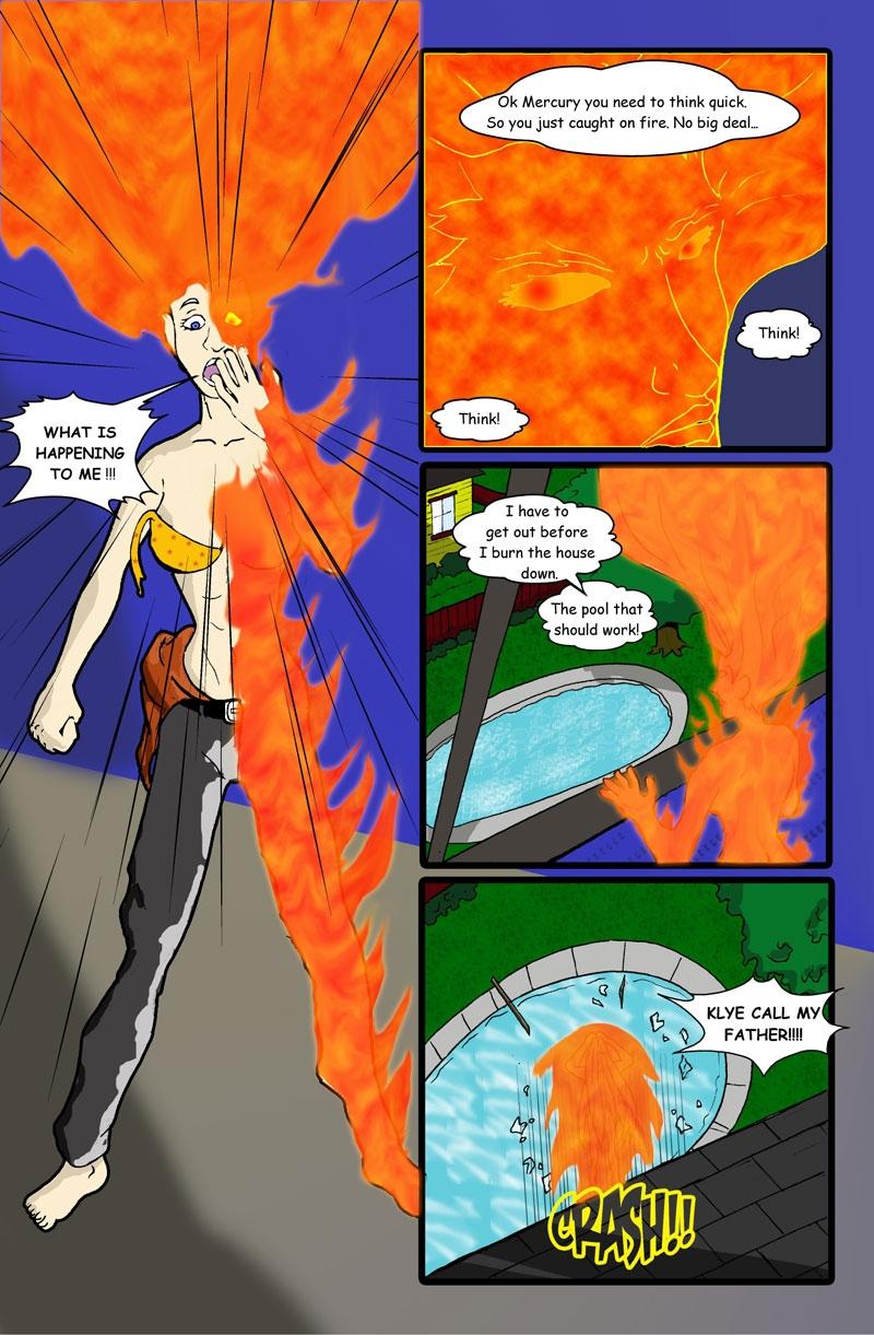 Misfits Burning Series