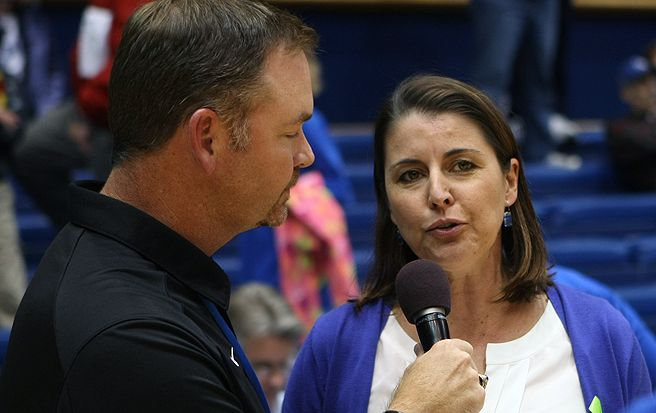 Joanne P. McCallie offically inked her elite recruiting class Wednesday as the four members of the class of 2013 inked national letters of intent.