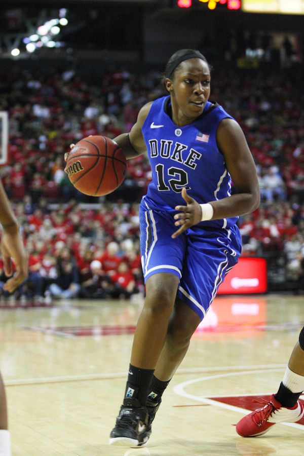 Sophomore point guard Chelsea Gray averaged a conference-best 6.0 assists per game during the regular season.