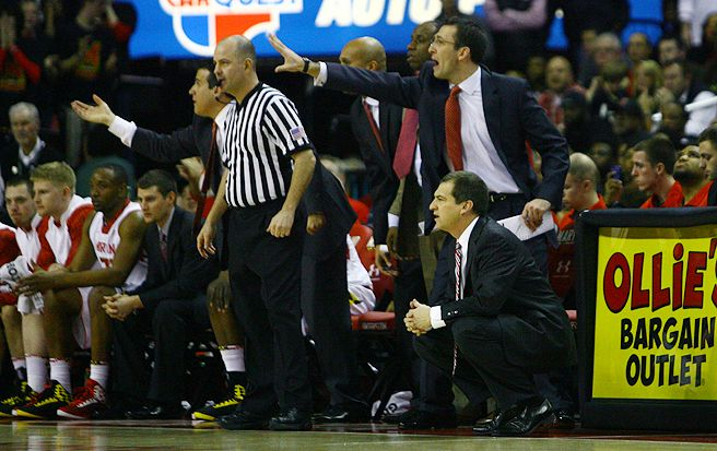 Success is fragile, as evidenced by the ups and downs of Maryland head coach Mark Turgeon, Gieryn writes.