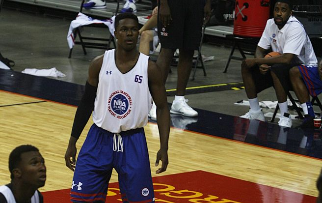 "At the NBPA Top 100 Camp in June, Semi Ojeleye told The Chronicle Duke ""has been coming on strong the past couple months."""