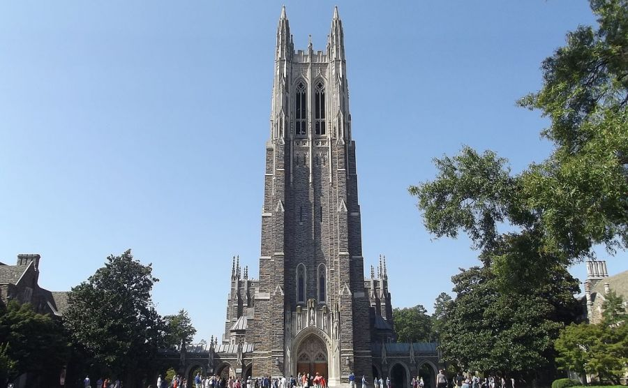 Though Duke recently announced that members of Duke's Muslim Student Association would lead the call-to-prayer from the Chapel's bell tower, the University has reversed its decision.