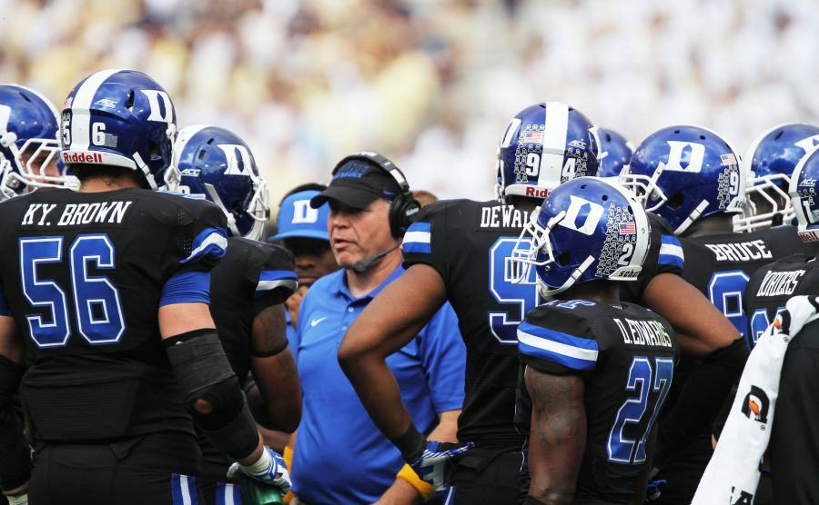 Former Duke football player Zach Maurides designed an app to help other student-athletes.