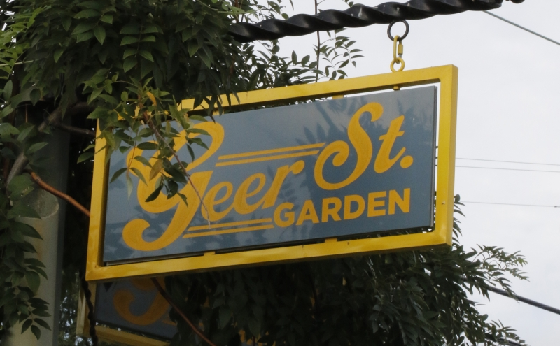 Geer Street Garden is one of Durham's most popular bars and restaurants. Its inclusion in the new West Union continues a trend of Duke bringing in popular Durham eateries.