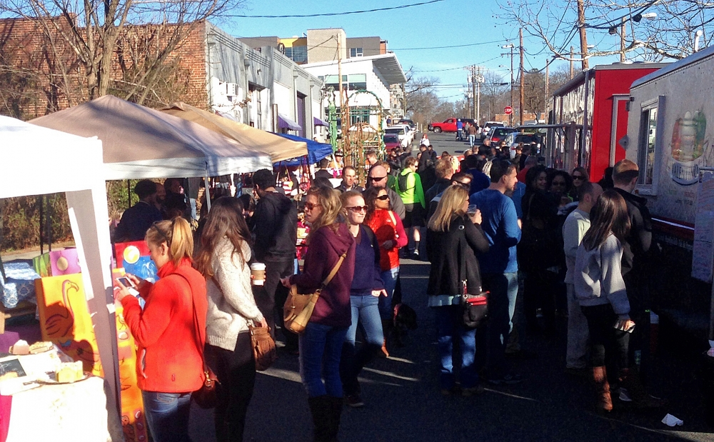 Carrboro Food Truck Rodeo