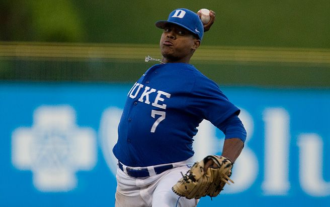 Duke in the MLB: Toronto's Stroman succeeding on the mound and at the plate
