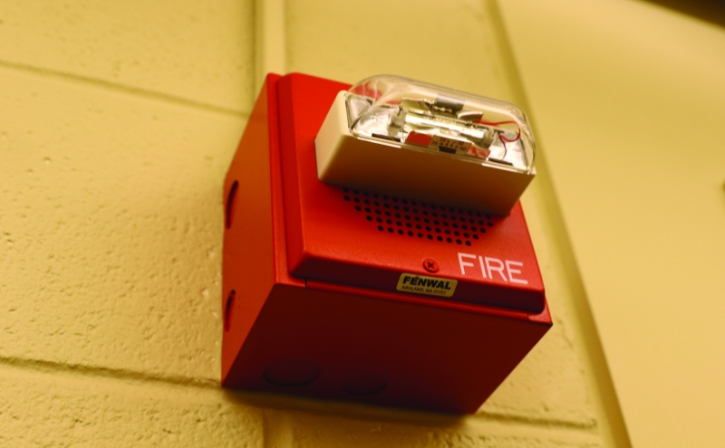 There were 17 fire alarm activations on East Campus between Aug. 18 and last Friday, Oct. 2—four of which students say came in Randolph residence hall.