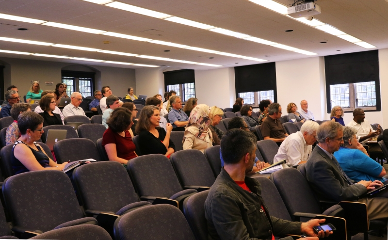 The Arts and Sciences Council discussed two certificate programs at its meeting Thursday, in addition to talking about thepros and cons of Duke's certificates.