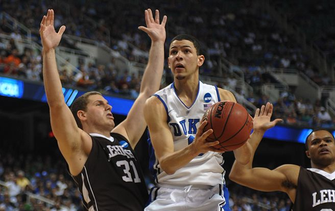 Austin Rivers, who left Duke after his freshman year for the NBA Draft, will likely be a first-round pick.